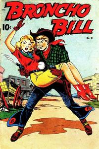 Cover Thumbnail for Broncho Bill (Pines, 1947 series) #8