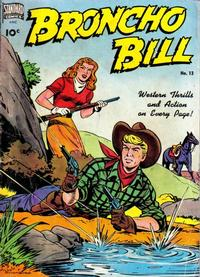 Cover Thumbnail for Broncho Bill (Pines, 1947 series) #13