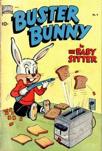 Cover Thumbnail for Buster Bunny (Pines, 1949 series) #4