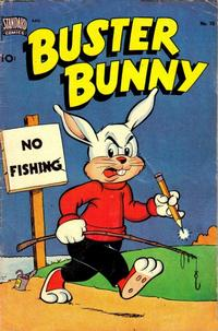 Cover Thumbnail for Buster Bunny (Pines, 1949 series) #10
