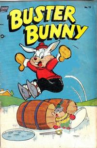 Cover Thumbnail for Buster Bunny (Pines, 1949 series) #13