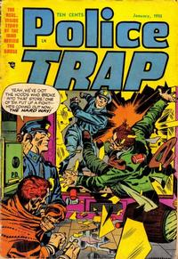 Cover Thumbnail for Police Trap (Mainline, 1954 series) #3
