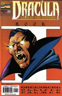 Cover Thumbnail for Dracula Lord of the Undead (Marvel, 1998 series) #1