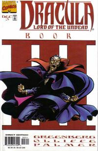 Cover Thumbnail for Dracula Lord of the Undead (Marvel, 1998 series) #3