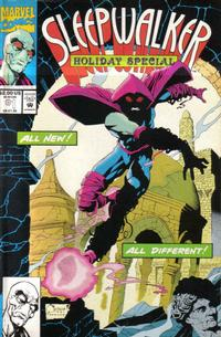 Cover Thumbnail for Sleepwalker Holiday Special (Marvel, 1993 series) #1