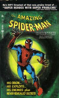 Cover Thumbnail for Spider-Man Collector's Album (Lancer Books, 1966 series) #72-112
