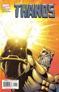 Cover Thumbnail for Thanos (Marvel, 2003 series) #1