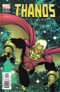 Cover Thumbnail for Thanos (Marvel, 2003 series) #2