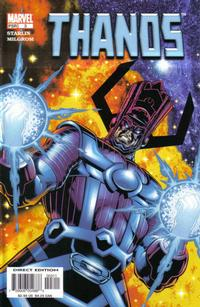 Cover Thumbnail for Thanos (Marvel, 2003 series) #3