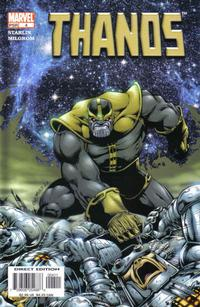 Cover Thumbnail for Thanos (Marvel, 2003 series) #4