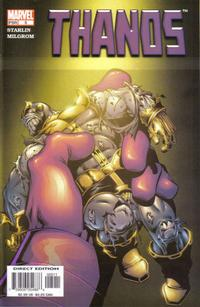 Cover Thumbnail for Thanos (Marvel, 2003 series) #5