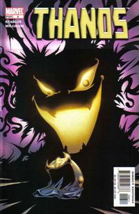 Cover Thumbnail for Thanos (Marvel, 2003 series) #6