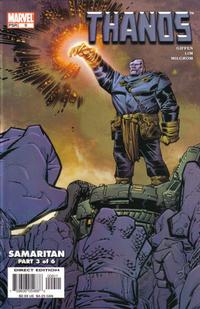 Cover Thumbnail for Thanos (Marvel, 2003 series) #9
