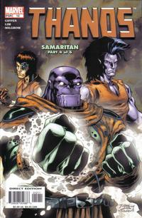 Cover Thumbnail for Thanos (Marvel, 2003 series) #12