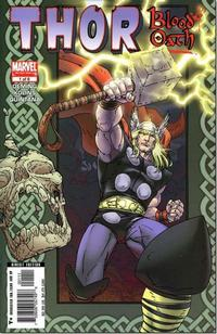 Cover Thumbnail for Thor: Blood Oath (Marvel, 2005 series) #1