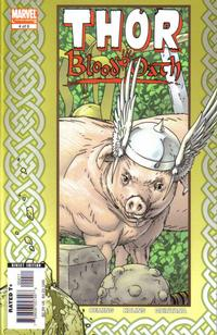 Cover Thumbnail for Thor: Blood Oath (Marvel, 2005 series) #4