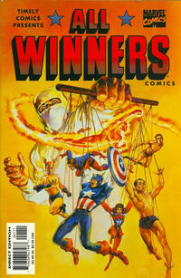 Cover Thumbnail for Timely Presents: All-Winners (Marvel, 1999 series)