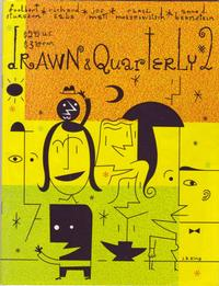 Cover Thumbnail for Drawn & Quarterly (Drawn & Quarterly, 1990 series) #2