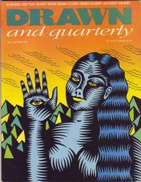 Cover Thumbnail for Drawn & Quarterly (Drawn & Quarterly, 1990 series) #6