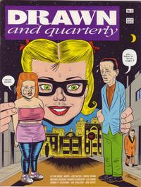 Cover Thumbnail for Drawn & Quarterly (Drawn & Quarterly, 1990 series) #8