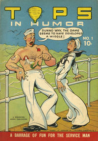 Cover Thumbnail for Tops In Humor (Remington Morse, 1944 series) #1