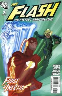Cover Thumbnail for Flash: The Fastest Man Alive (DC, 2006 series) #7