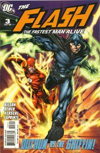 Cover Thumbnail for Flash: The Fastest Man Alive (DC, 2006 series) #3