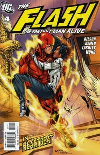 Cover Thumbnail for Flash: The Fastest Man Alive (DC, 2006 series) #4