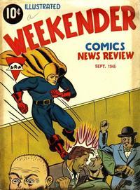 Cover Thumbnail for The Weekender (Rucker Publications Ltd., 1945 series) #v1#3 [Sept. Cover]