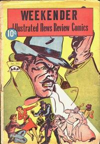 Cover Thumbnail for The Weekender (Rucker Publications Ltd., 1945 series) #v1#4