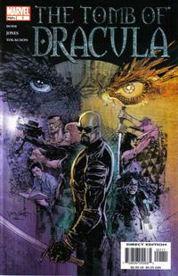 Cover Thumbnail for Tomb of Dracula (Marvel, 2004 series) #1