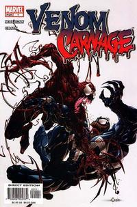 Cover Thumbnail for Venom vs. Carnage (Marvel, 2004 series) #1