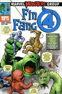 Cover Thumbnail for Marvel Monsters: Fin Fang 4 (Marvel, 2005 series) #1