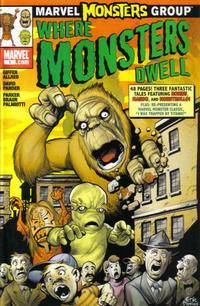 Cover Thumbnail for Marvel Monsters: Where Monsters Dwell (Marvel, 2005 series) #1