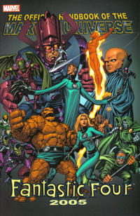 Cover Thumbnail for Official Handbook of the Marvel Universe: Fantastic Four 2005 (Marvel, 2005 series)
