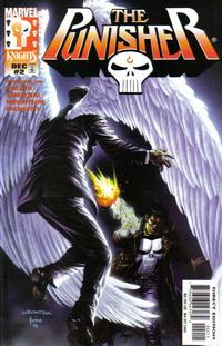 Cover Thumbnail for The Punisher (Marvel, 1998 series) #2