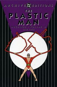 Cover Thumbnail for Plastic Man Archives (DC, 1998 series) #8