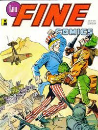 Cover Thumbnail for The Lou Fine Comics Treasury (Pure Imagination, 1991 series)
