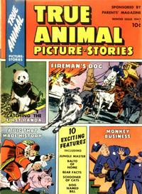 Cover Thumbnail for True Animal Picture-Stories (Parents' Magazine Press, 1947 series) #1