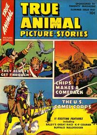 Cover Thumbnail for True Animal Picture-Stories (Parents' Magazine Press, 1947 series) #2