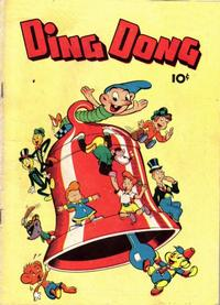 Cover Thumbnail for Ding Dong (Magazine Enterprises, 1946 series) #1 [10¢]