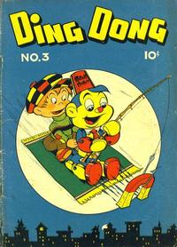 Cover Thumbnail for Ding Dong (Magazine Enterprises, 1946 series) #3