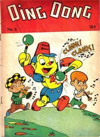 Cover Thumbnail for Ding Dong (Magazine Enterprises, 1946 series) #4