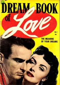 Cover Thumbnail for Dream Book of Love (Magazine Enterprises, 1954 series) #1 [A-1 #106]