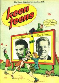 Cover Thumbnail for Keen Teens (Magazine Enterprises, 1945 series) #[1]