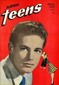 Cover Thumbnail for Keen Teens (Magazine Enterprises, 1945 series) #3