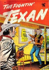 Cover Thumbnail for The Fightin' Texan (St. John, 1952 series) #16