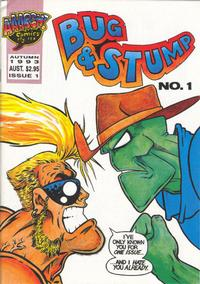 Cover Thumbnail for Bug & Stump (AAARGH!, 1993 series) #1