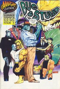 Cover Thumbnail for Bug & Stump (AAARGH!, 1993 series) #3