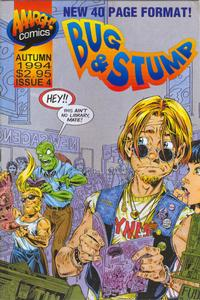 Cover Thumbnail for Bug & Stump (AAARGH!, 1993 series) #4